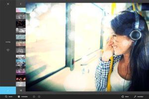 Autodesk Pixlr para windows 8.1