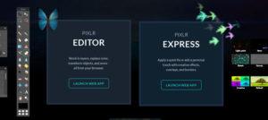 Autodesk Pixlr Online